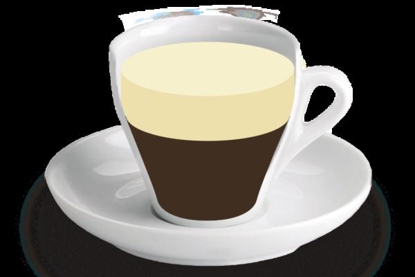 Bombó<br><small><em>Cafè amb llet condensada</em></small>