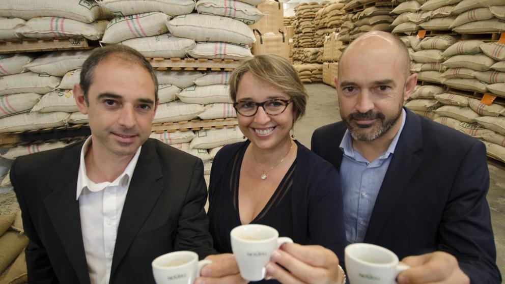 Presentació Capsula compostable Cafes Novell Gerents