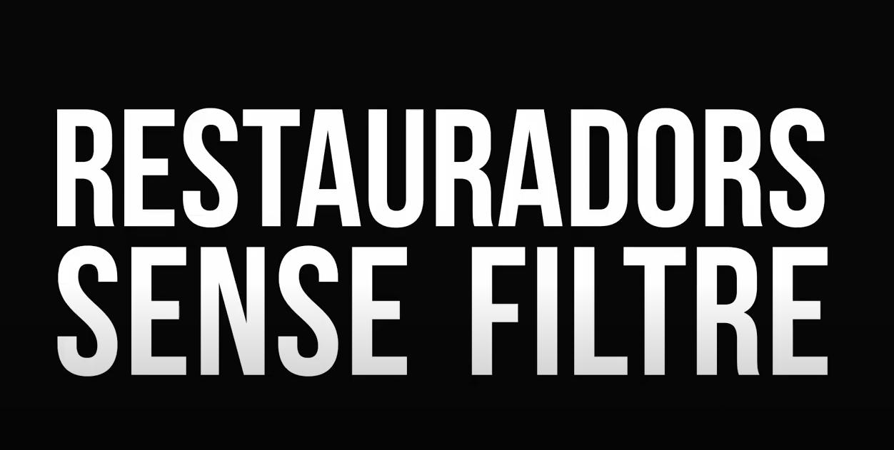 gremi restauracio barcelona video restauradors sense filtres