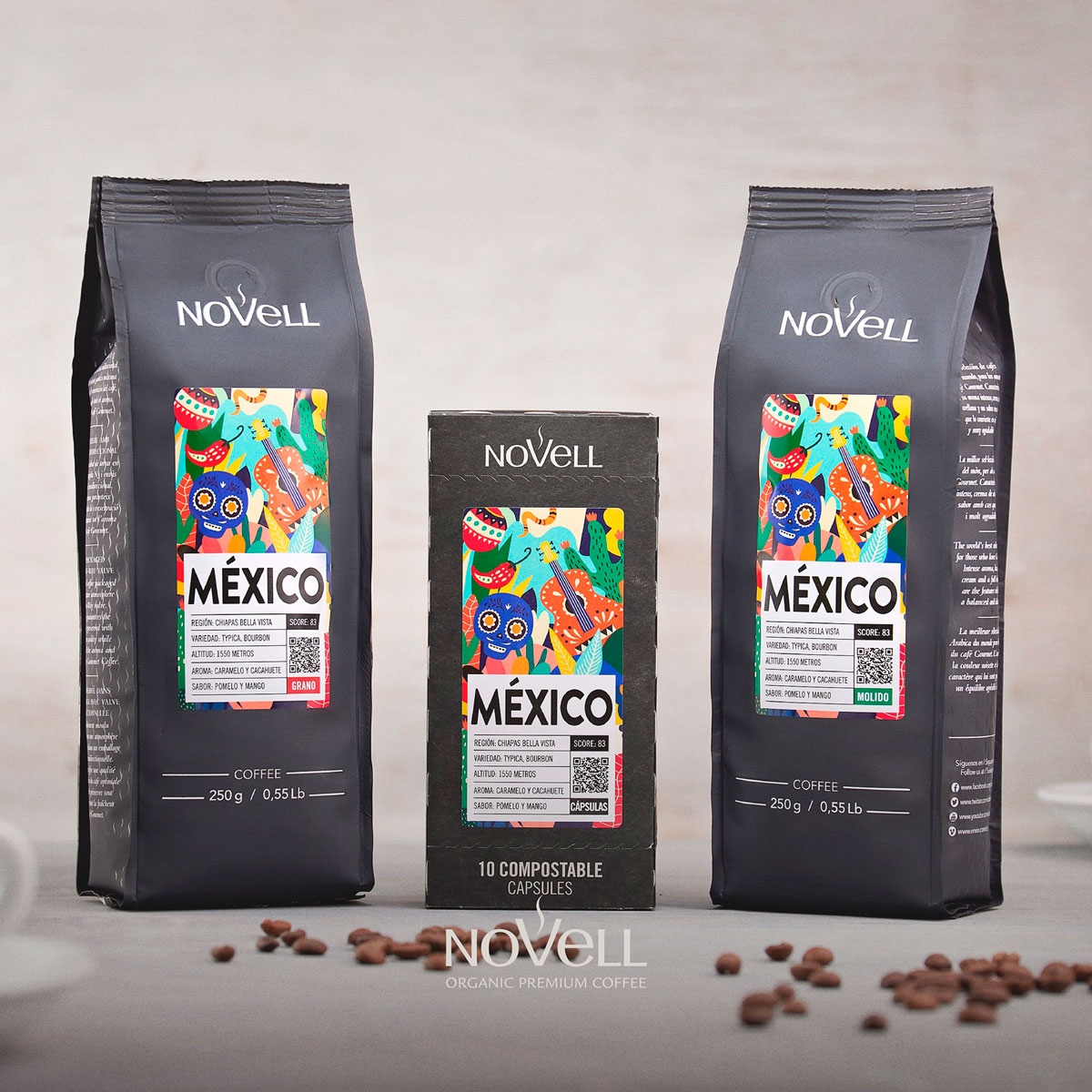 cafes novell mexico gremicafe
